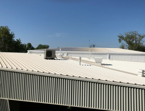 Fairfield Primary School Cool Roof Case Study
