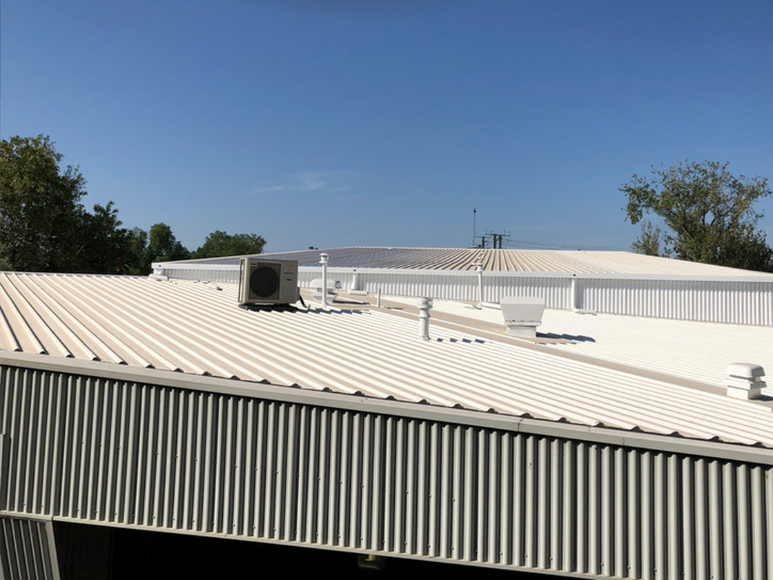 Cool Roof Installation Fairfield Primary