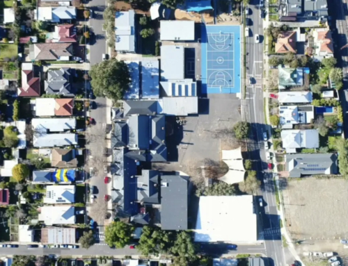 McKinnon Secondary College Cool Roof Case Study