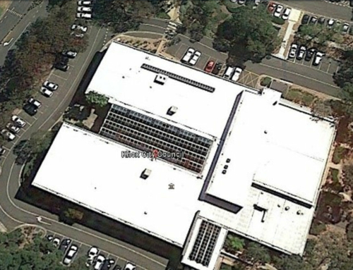 Knox City Council – Reflective & Waterproof Roof Membrane