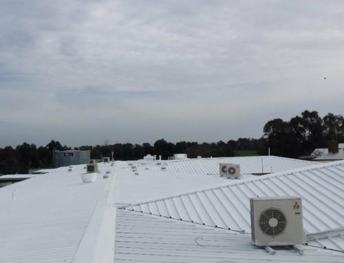 Repair Leaking Roof – Koo We Rup Health Services