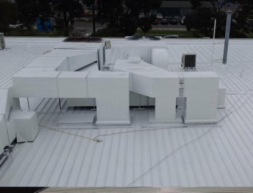 Roof Leak Repair & Heat Reduction Preston